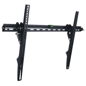 "40-65"" Inch Slimline Flat Tilt LED LCD Monitor TV Wall Mount Bracket PLB133L"
