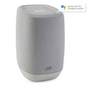 Polk Assist Wireless Smart Speaker Grey