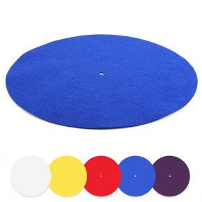Rega Coloured Felt Turntable Mat