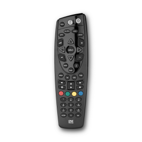 One For All Remote Control for Foxtel IQ IQ2 IQ3 TV & STB URC1669