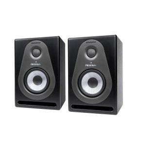 "PAIR Samson Resolv SE A5 5"" Active Powered Studio Reference Monitors Speakers RESOLVEA5"