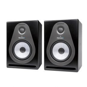 "PAIR Samson Resolv SE A6 6.5"" Active Powered Studio Reference Monitors Speakers RESOLVEA6"