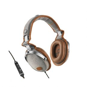 House of Marley Rise Up Saddle Over Ear Headphones 3 Button Mic EMJH063SD