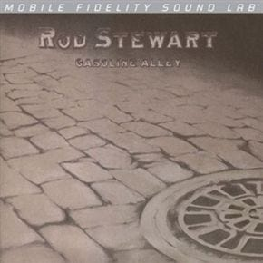 Rod Stewart - Gasoline Alley MoFi LP Numbered