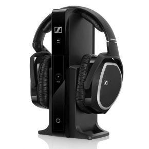 Sennheiser RS165 Digital Wireless Over Ear Headphones & Transmitter RS 165