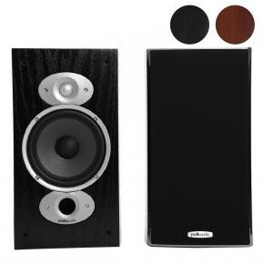 Polk RTiA3 Bookshelf Speakers Pair 2-way 150 Watts Bi-Amp