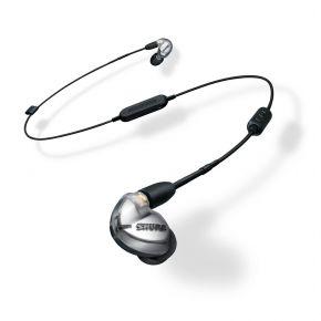 Shure SE425 Bluetooth Earphones Metallic Silver SE425-MS-BT1