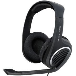 Sennheiser PC 320 Headset for Gaming, Music and Internet Telephony PC320