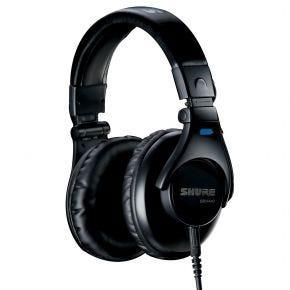 Shure SRH440 Professional Studio Over Ear Headphones
