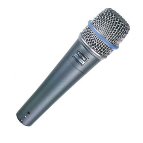 Shure BETA57A Premium Professional Instrument Microphone