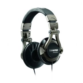 Shure SRH550DJ Professional Quality DJ On-Ear Headphones