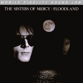 Sisters Of Mercy - Floodland MoFi LP Numbered