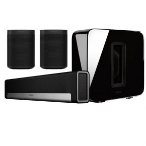 Sonos 5.1 Surround Sound Speakers System for Home Theatre