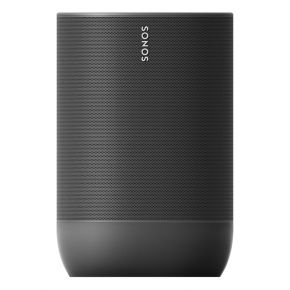 Sonos Move Portable Wireless Speaker WiFi + Bluetooth Black