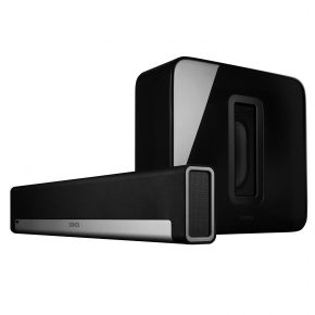 Sonos PLAYBAR Wireless Soundbar & S-SUB Subwoofer 3.1 Package 900561