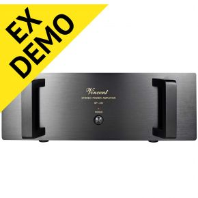 EX DEMO - 2 Only! Vincent SP-331 Stereo Power Amplifier Black SP331b