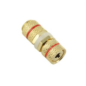 Speaker Cable Terminal Red For Use With Custom Wall Plates UG0825R