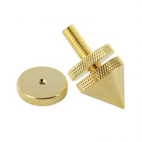 NR Speaker / Equipment Isolation Cone Gold Plated Spike20