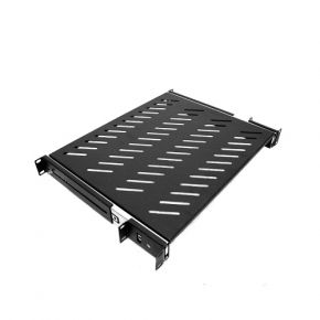 "1U Vented Sliding Shelf 14"" Deep for 19"" Rack SS1U14"