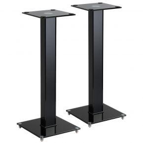 RAXX 730mm Pedestal Speaker Stands Pair