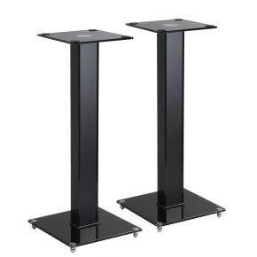 RAXX 600mm Pedestal Speaker Stands Pair