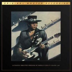 Stevie Ray Vaughan - Texas Flood MoFi 180g 45RPM 2LP Box Set Numbered