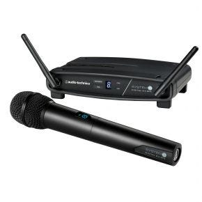 Audio-Technica System10-HH Digital Wireless Handheld Microphone System
