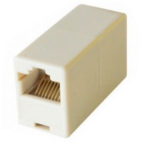 Avico Telephone Adaptor US Modular RJ45 Socket To US Modular RJ45 Socket TA34