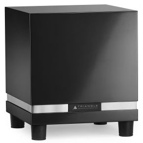 "Triangle Thetis 280 8"" Active Subwoofer Black"