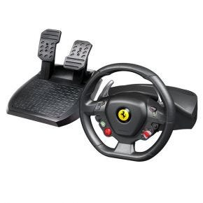 Thrustmaster Ferrari 458 Italia Racing Simulator Wheel, Pedals For PC Xbox360