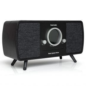 Tivoli Audio Music System Home Black