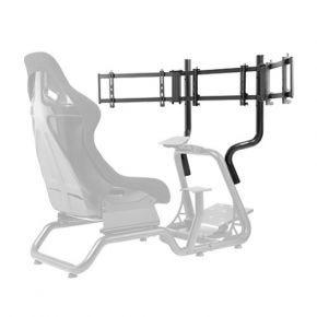 Selby SIM1 Racing Simulator Triple Monitor Mount