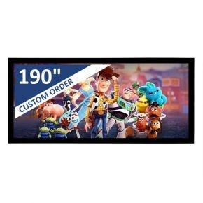"""Encore 190"""" 2.35:1 CineVue 4K Fixed Screen"""
