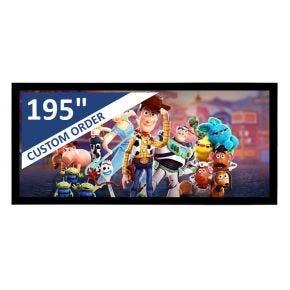 """Encore 195"""" 2.35:1 CineVue 4K Fixed Screen"""