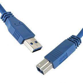 2m USB 3.0 A to B Printer Cable U3MMAB2M