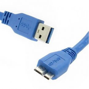 USB 3.0 SuperSpeed Type A Male to Micro B Cable U3MMAM