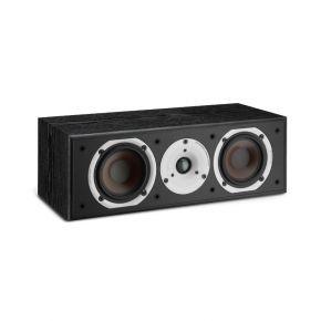 """DALI Spektor Vokal Dual 4.25"""" Centre Speaker Black Ash"""