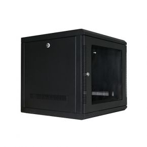 "9U 9RU 19"" Wall Mount Rack Cabinet 508mm Deep WC9U"