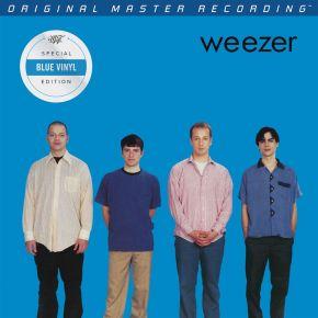 Weezer - Weezer (Blue Album) MoFi LP Coloured Vinyl Limited Numbered