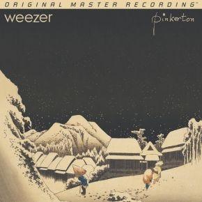 Weezer - Pinkerton MoFi LP 180g Numbered