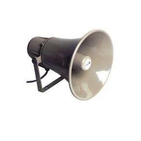 """15W 8"""" Announcement Horn Speaker 100V 15W 10W 7.5W 5W Weatherproof"""