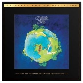 Yes - Fragile MoFi 180g 45rpm 2LP Box Set Numbered