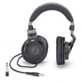 Samson Z35 Studio Headphones Natural, Flat Response