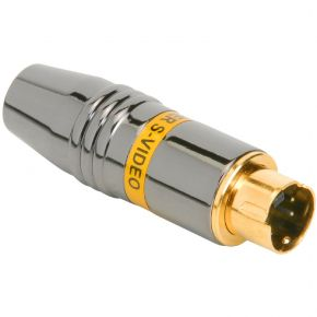 Neotech Origin High End S-Video Plug 2x5mm Entry NC470