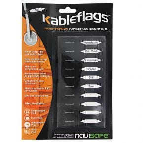 10 Pack Kableflags Handyperson KFHAN