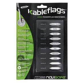 10 Pack Kableflags Home KFHOM