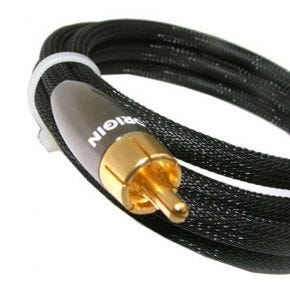 Neotech Origin 6mm Subwoofer Audio Cable 1 RCA ORI600