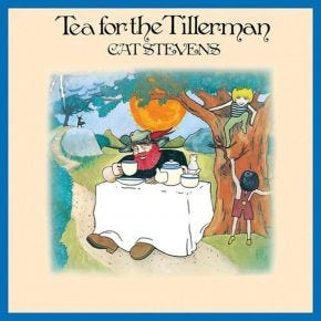 Cat Stevens - Tea For the Tillerman 50th Anniversary 180g LP
