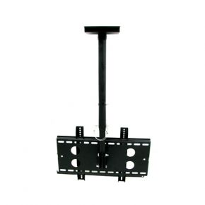 "27-37"" inch LED LCD Plasma TV Ceiling Mount Bracket Tilt 45kg Black CPLB102s.bk"