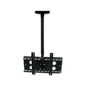 """27-37"""" inch LED LCD Plasma TV Ceiling Mount Bracket Tilt 45kg Black CPLB102s.bk"""